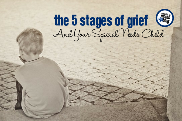 The 5 Stages of Grief and Your Special Needs Child | Columbia SC Moms Blog