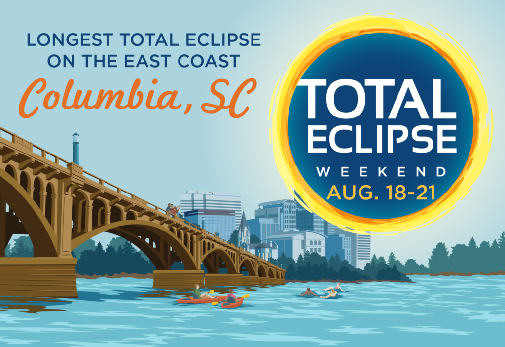 Total Eclipse Weekend | Columbia SC Moms Blog