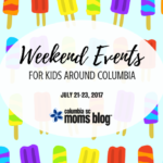 Weekend Events for Kids {July 21-23}