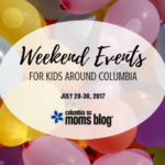 Weekend Events for Kids {July 28-30}