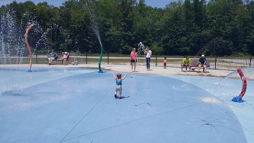 Sesqui Splash Pad | Columbia SC Moms Blog