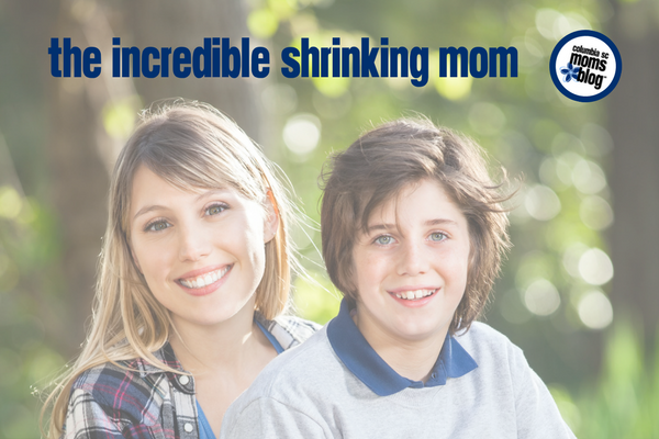 the incredible shrinking mom | columbia sc moms blog