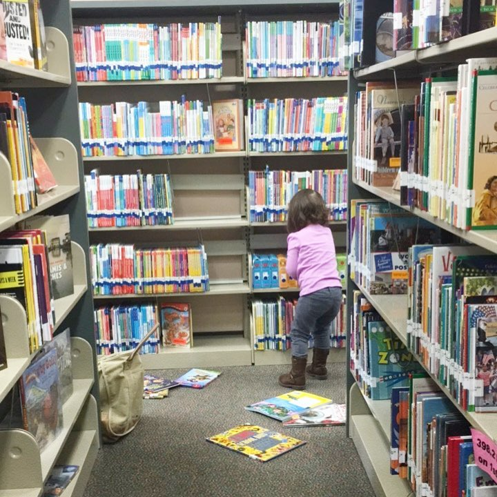 Library | Columbia SC Moms Blog