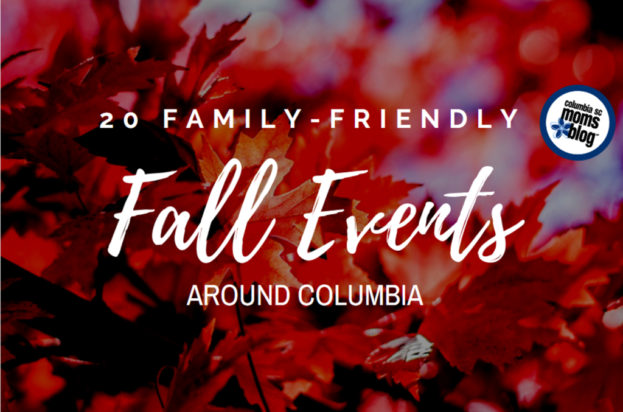 20 Family-Friendly Fall Events Around Columbia | Columbia SC Moms Blog