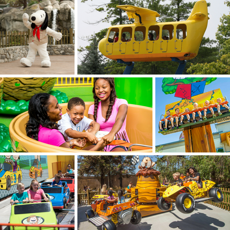Camp Snoopy | Columbia SC Moms Blog