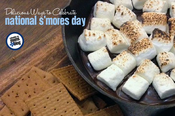 Delicious Ways to Celebrate National S'mores Day | Columbia SC Moms Blog
