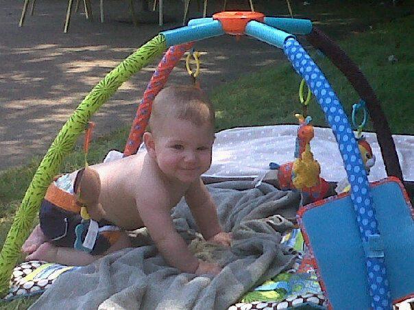 crawling baby | Columbia SC Moms Blog