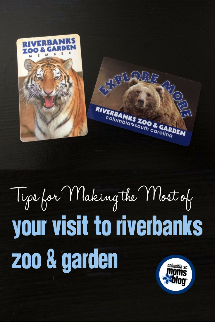 Tips for Making the Most of Your Visit to Riverbanks Zoo & Garden | Columbia SC Moms Blog