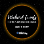 Weekend Events for Kids {August 18-20}