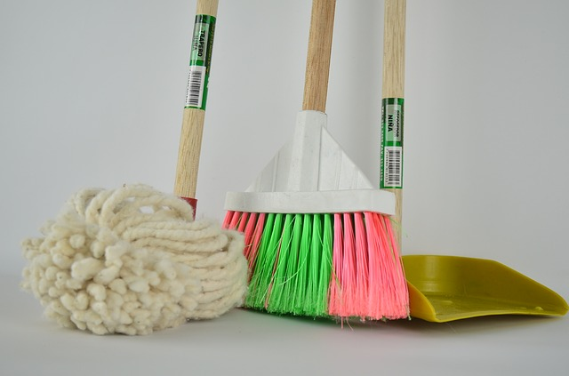 sweeping, broom, mopping | Columbia SC Moms Blog