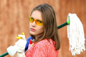 cleaning house | Columbia SC Moms Blog