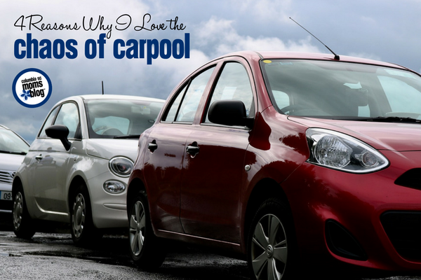 4 Reasons Why I Love the Chaos of Carpool | Columbia SC Moms Blog