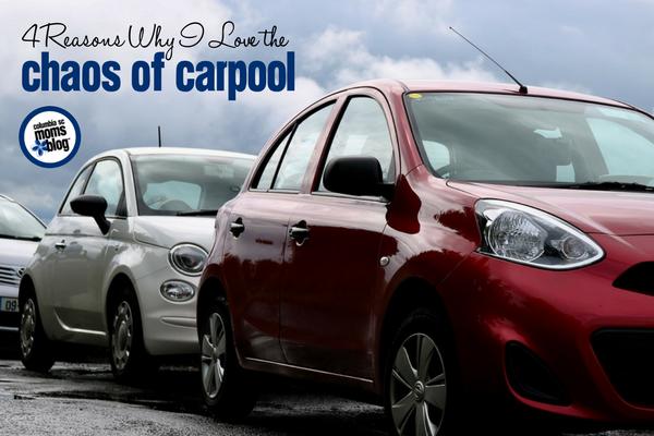 4 Reasons Why I Love the Chaos of Carpool | Columbia SC Moms Blog