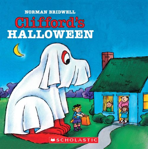 Favorite Halloween Books - Clifford
