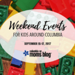 Weekend Events for Kids {September 15-17}