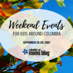 Weekend Events for Kids {September 22-24}