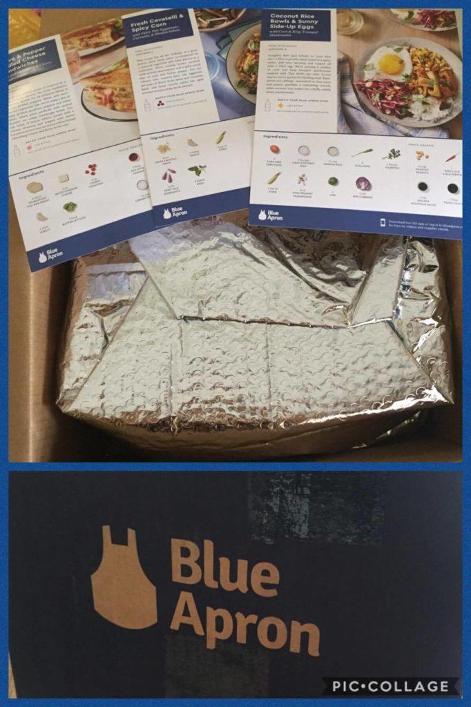 Blue Apron Meal Kit | Columbia SC Moms Blog