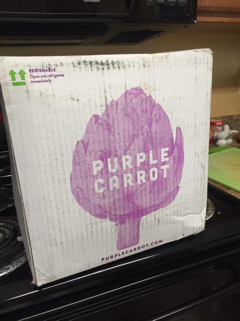 Purple Carrot Meal Kit | Columbia SC Moms Blog