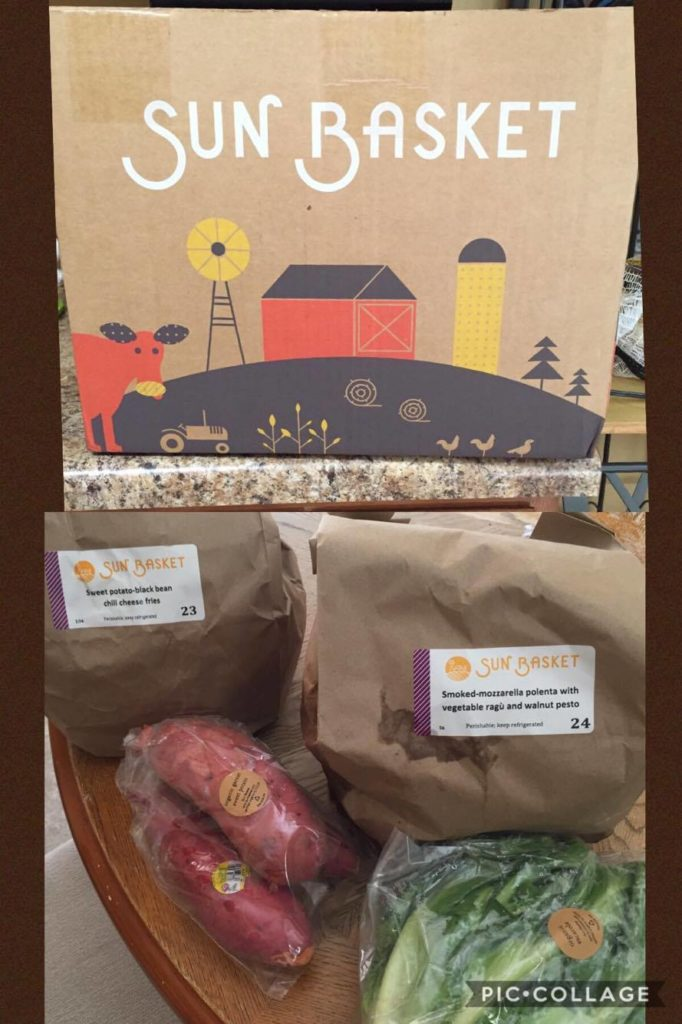 Sun Basket Meal Kit | Columbia SC Moms Blog