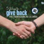 5 Ways to Give Back This Thanksgiving in Columbia