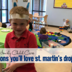 Flexible, Hourly Child Care :: 5 Reasons You'll Love St. Martin's Drop-In