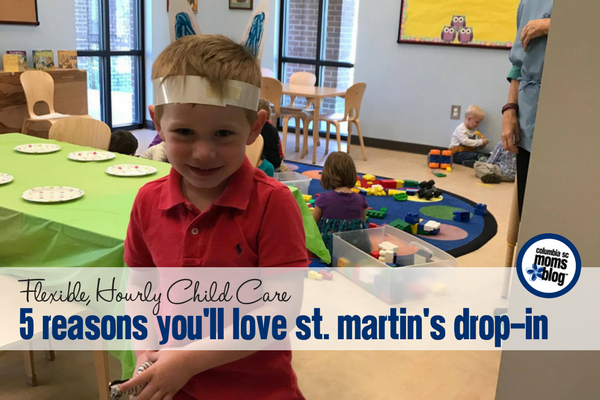 Flexible Hourly Child Care 5 Reasons Youll Love St Martins