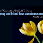Guide to Resources Available During Pregnancy and Infant Loss Awareness Month Around Columbia