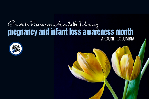 Guide to Resources Available During Pregnancy and Infant Loss Awareness Month Around Columbia | Columbia SC Moms Blog