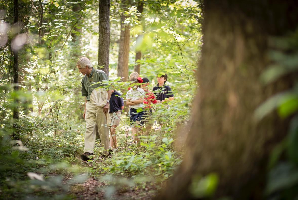 Hammond Nature Hike with Tom Mancke | Columbia SC Moms Blog