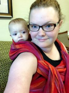 3 Ways Babywearing Makes Motherhood Easier | Columbia SC Moms Blog