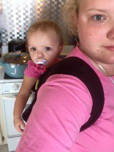 3 Ways Babywearing Makes Motherhood Easier | Columbia SC Moms Blog