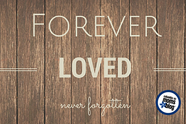 Honoring the Child You Lost :: Pregnancy and Infant Loss Remembrance | Columbia SC Moms Blog