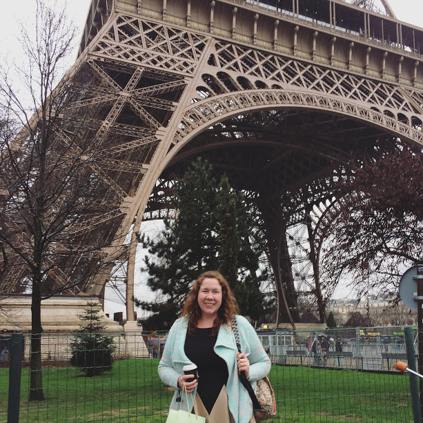 Paris - Traveling Without Baby