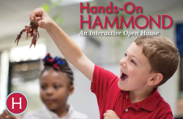 Interactive Open House Hammond School
