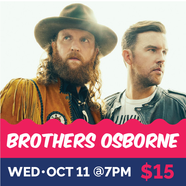 Brothers Osborne at SC State Fair | Columbia SC Moms Blog