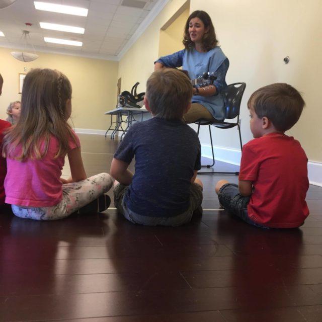St. Martin's Drop-In Music Class