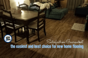 The Easiest and Best Choice for New Home Flooring | Columbia SC Moms Blog