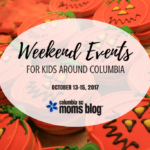 Weekend Events for Kids {October 13-15}