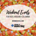 Weekend Events for Kids {October 20-22}