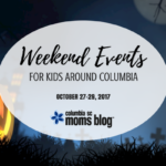 Weekend Events for Kids {October 27 – 29}