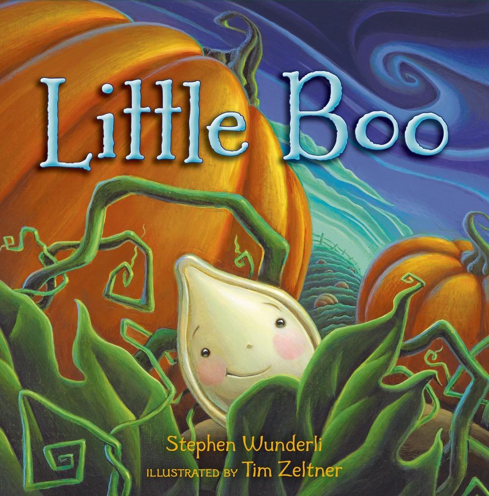 little boo - Halloween book