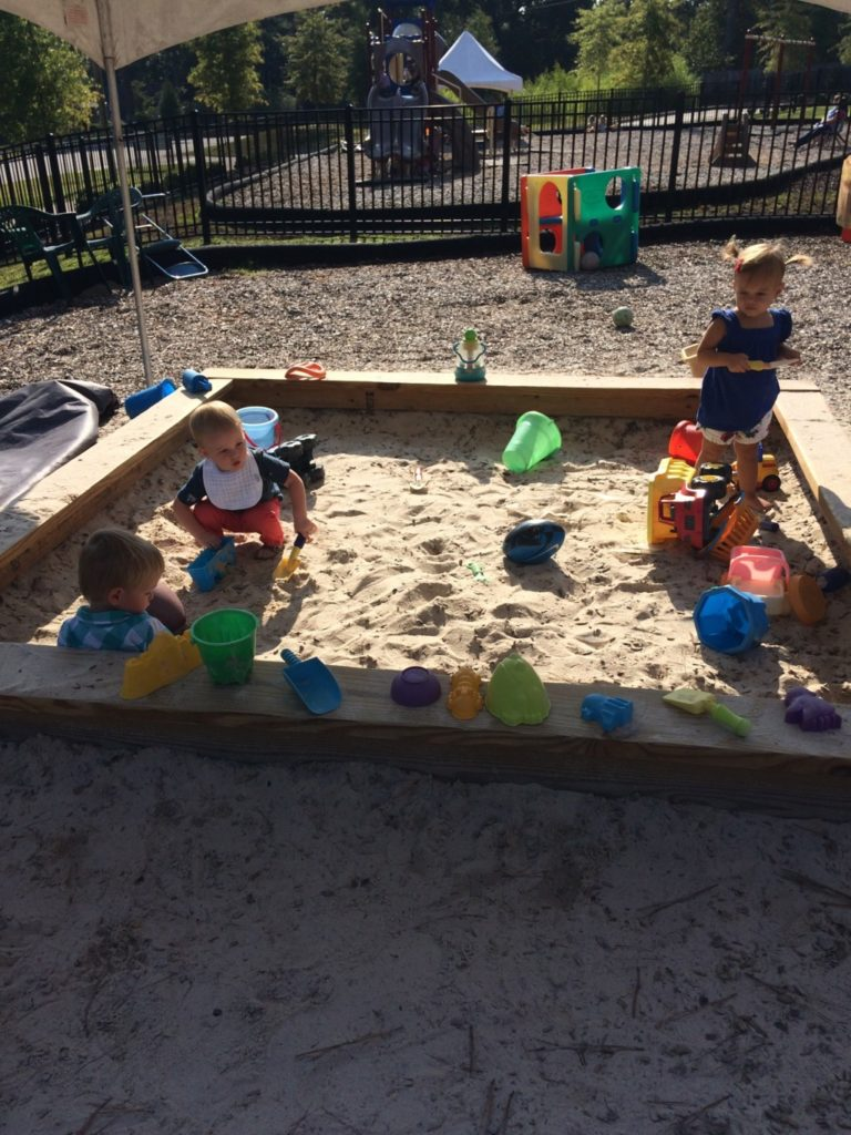 st martin's drop in playground
