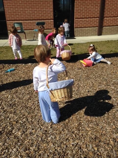 st martin's egg hunt