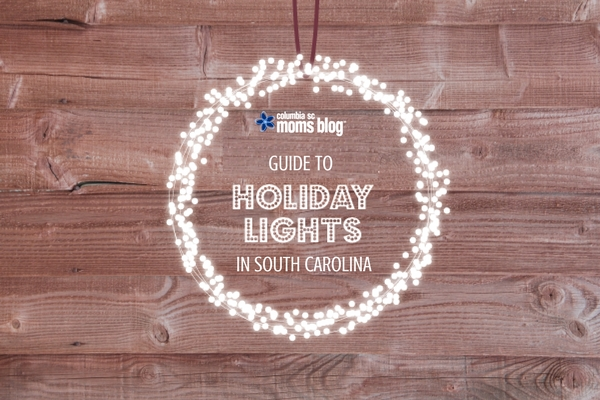 Guide to Holiday Lights in South Carolina | Columbia SC Moms Blog