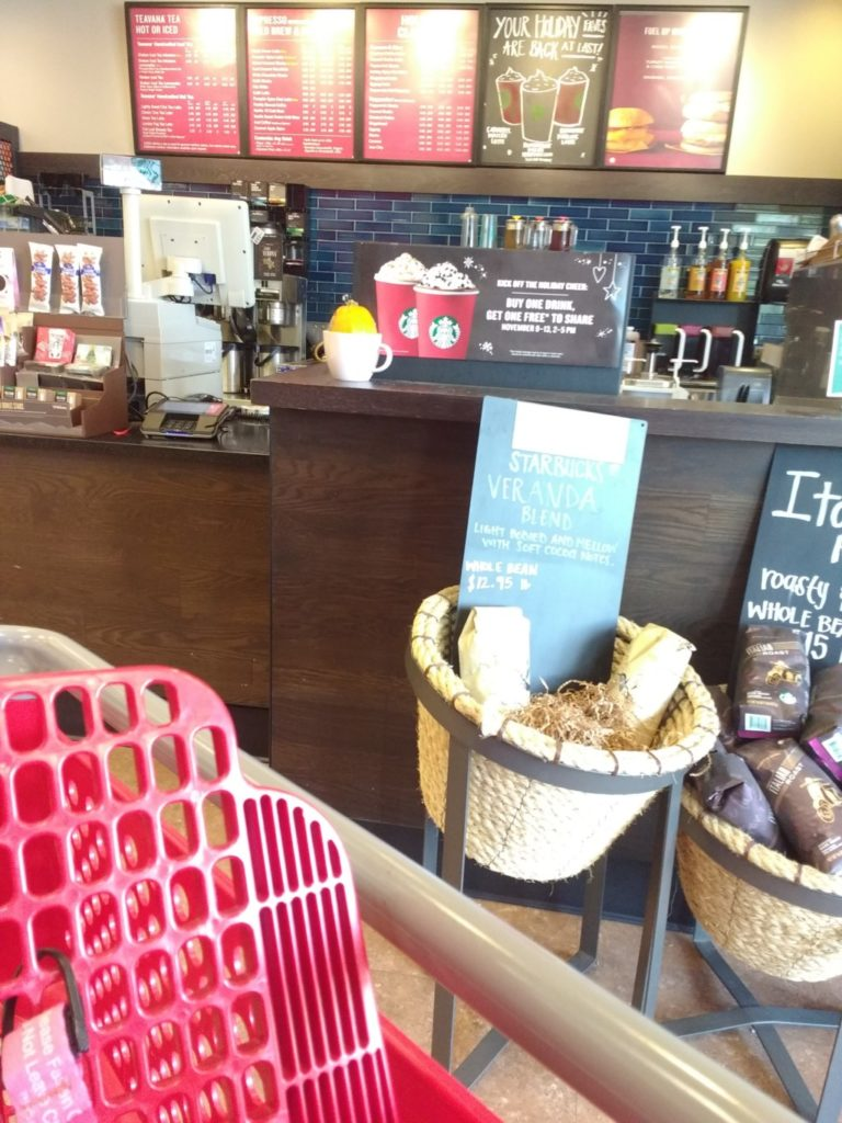 Target Starbucks | Columbia SC Moms Blog