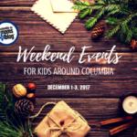 Weekend Events for Kids {December 1-3}