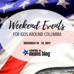 Weekend Events for Kids {November 10 – 12}