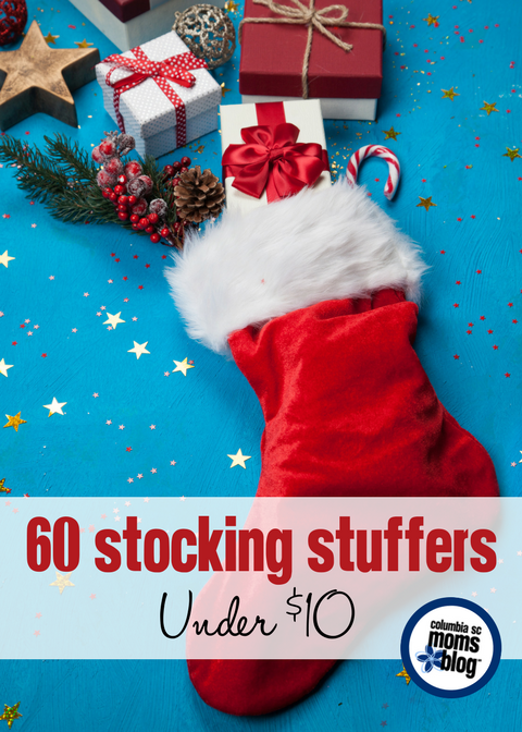 60 Stocking Stuffers Under $10 | Columbia SC Moms Blog