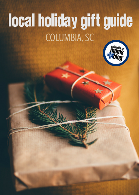 Local Holiday Gift Guide - Columbia SC | Columbia SC Moms Blog