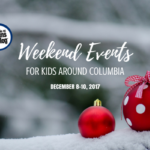 Weekend Events for Kids {December 8-10}